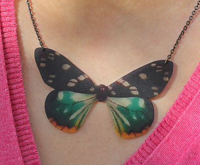 Gift - Butterfly Necklace