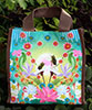 Coealacanth Bee Lunch Bag