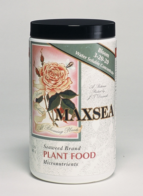 Maxsea Bloom Plant Food 3-20-20