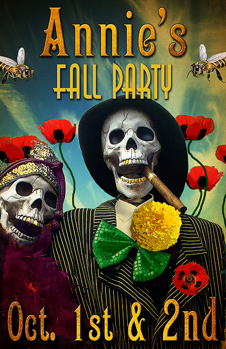 Fall is for Planting! Let's Party! Mark your calendars for our fun-tastic FALL PLANTING PARTY!