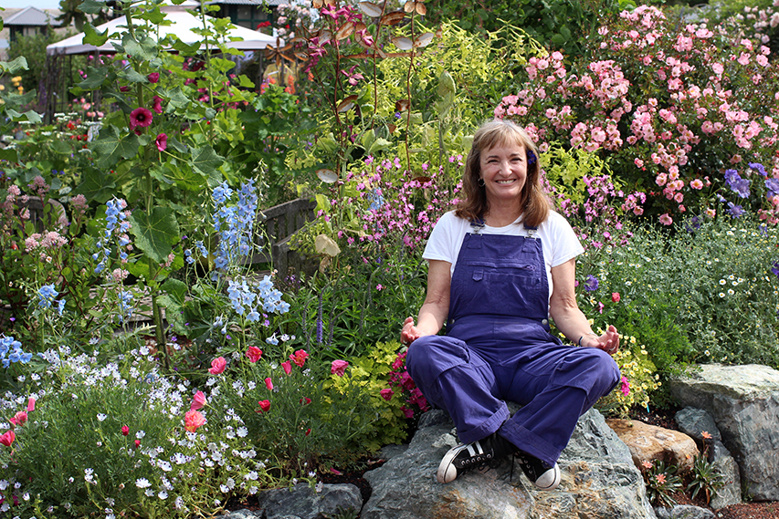 Garden ENLIGHTENMENT with Annie!