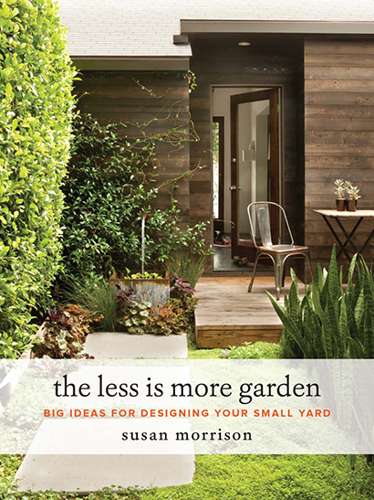 Less is More Garden Design!